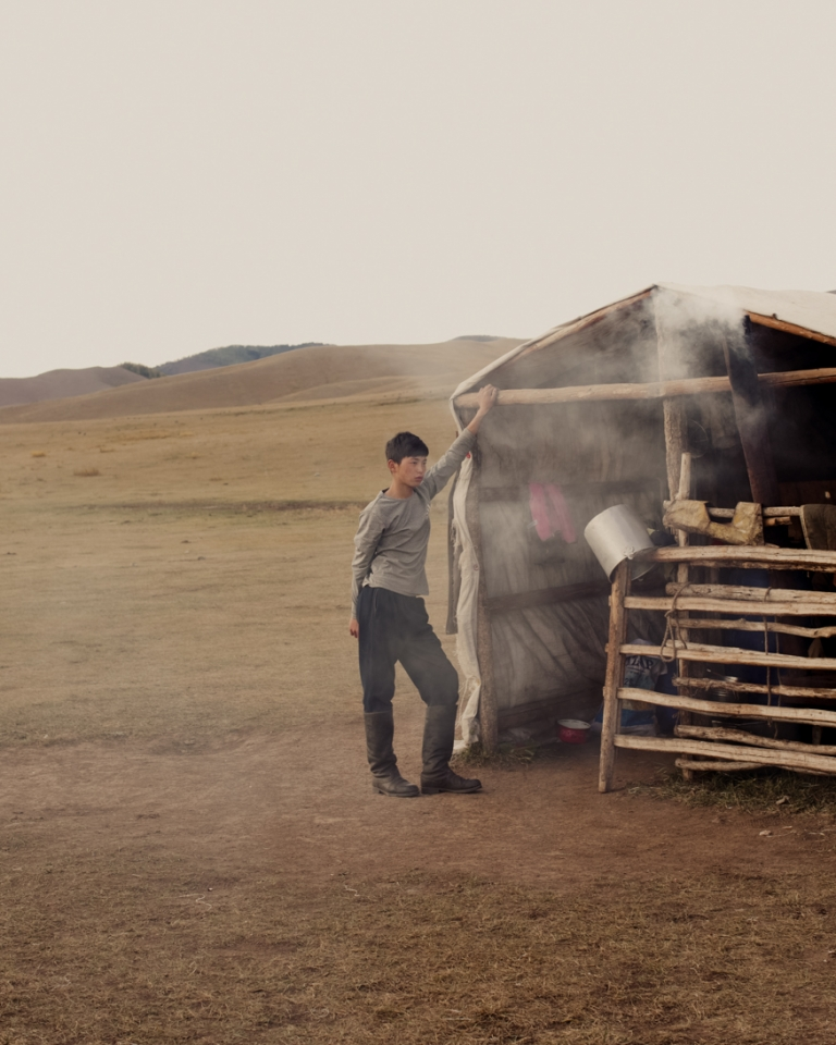 EVELYN DRAGAN  Mongolia